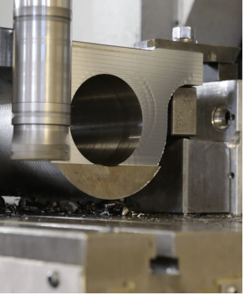 In-house component manufacture