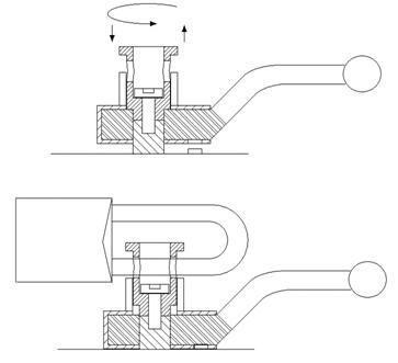 2 Way High Pressure Ball Valves dimensions (2)