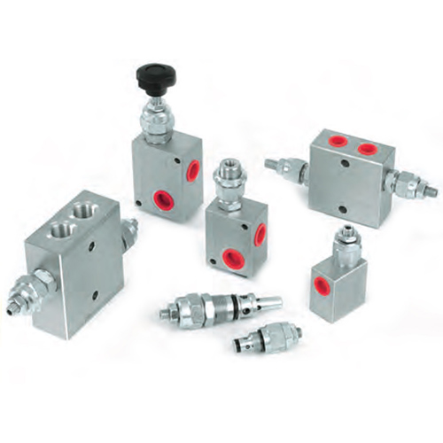 Hydraulic-Relief-Valves