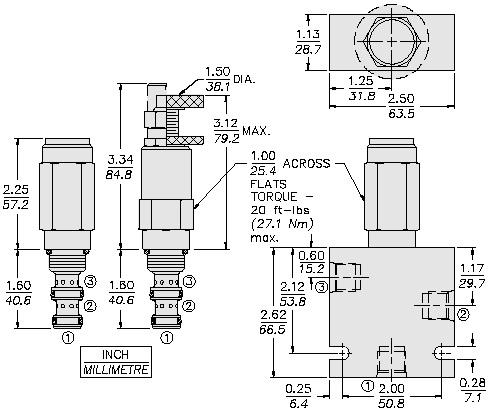 PR08-32A-0-N-06 / PR08-32A-0-N-12 / PR08-32A-0-N-22