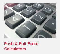 Push-Pull-Force-Calculators