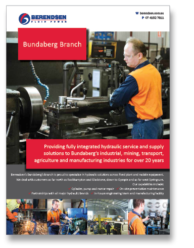 Download Bundaberg Capabilities Flyer (1.5mb)