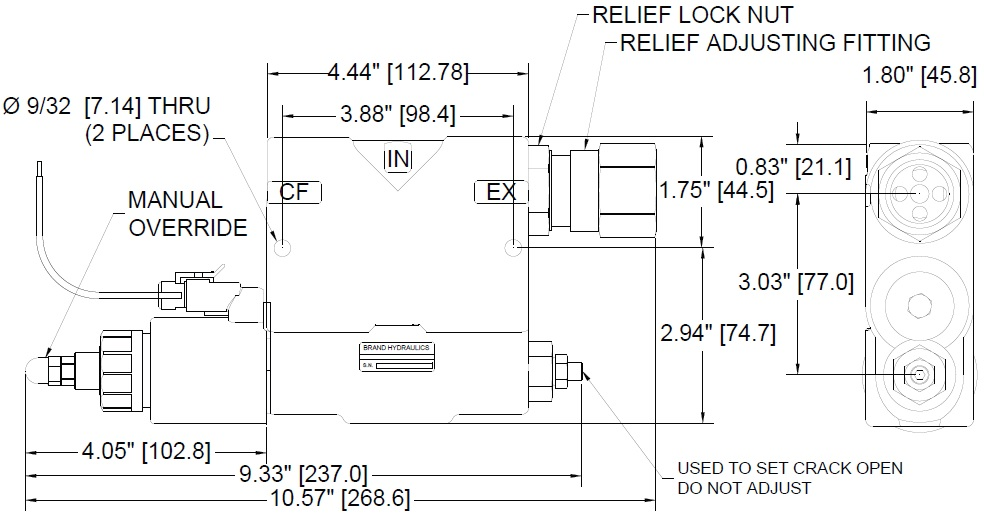 Electronic Compensated Flow Control Valves