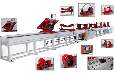 Our Hydraulic Cylinder Repair Process   Berendsen Fluid Power