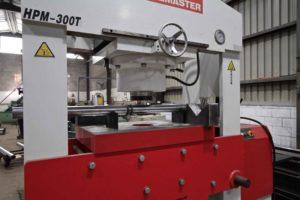 Rod-straightening-press
